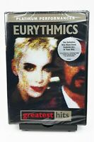 Eurythmics - Greatest Hits (DVD, 2000)   *NEW & SEALED IN SHRINK WRAP*