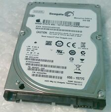 "500GB ST9500325ASG SEAGATE APPLE 655-1577 2.5"" SATA 9.5mm hard disc drive"