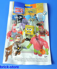 Mega BLOCKS SPONGEBOB sammelfiguren cnd16 serie 2/Micro-Action Personaggio