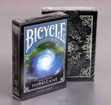 Hurricane Bicycle Playing Cards Poker Size Deck USPCC Custom Limited Edition New