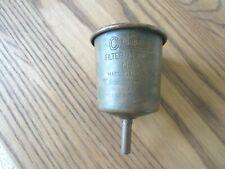 Vintage Coleman Copper Filtering Funnel No. 0