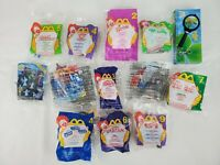 Lot of 13 McDonald's Happy Meal Toys New in Package Hot Wheels Disney Barbie