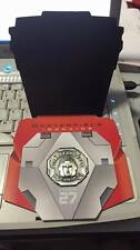 LIMITED COIN for TAKARA TOMY TRANSFORMERS MASTERPIECE MP-27 IRONHIDE NEW