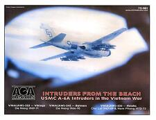 AOA Decals 1/72 U.S. MARINE CORPS A-6A INTRUDER IN THE VIETNAM WAR