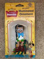 Pinocchio Lot Walt Disney Vintage Rare Collectibles Puppet Ornament