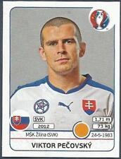 PANINI EURO 2016- #220-SLOVAKIA-VIKTOR PECOVSKY