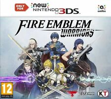 Fire Emblem Warriors PAL Nintendo 3DS
