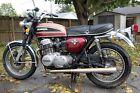 1976 Honda CB  1976 Honda CB 750K