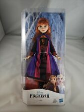 Hasbro Disney Frozen 2: Anna Fashion Doll with Long Red Hair & Outfit
