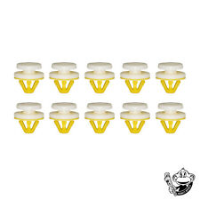 LAND ROVER DISCOVERY 3 & 4 DOOR MOULDING WHEEL ARCH TRIM CLIPS - DYC101420 x10