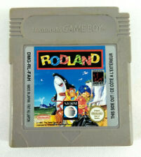 Jeu Nintendo Game Boy en loose VF  Rodland  FAH  Envoi rapide et suivi