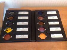 Oakley Sunglasses Lens Salesman Sample Kit. Collectors.