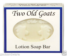 Two Old Goats LOTION SOAP BAR 4oz NEW!
