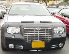 Colgan Front End Mask Bra 2pc. Fits Chrysler 300C Sedan & Hemi 2005-10 W/TAG