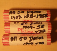 ULTRA RARE all 50 Yr 1 Roll GUAR VINTAGE WHITE WHEAT PENNY ROLL FREE SMART WATCH