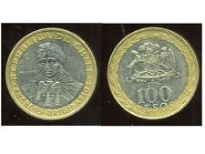 CHILI   100 pesos  2006  ( bis )