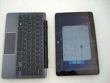 Dell Venue 11 Pro T07G Tablet, i5-4300Y 1.6Ghz,8GB 256GB w/ keyboard, good works
