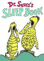 Dr. Seuss's Sleep Book Library Binding Dr Seuss