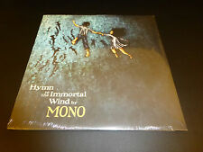 MONO HYMN TO THE IMMORTAL WIND COLORED VINYL LIMITED EDITION MOGWAI CASPIAN OOP