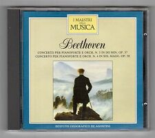 CD -  I MAESTRI DELLA MUSICA DEAGOSTINI BEETHOVEN VOLUME II N. 6