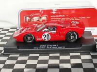NSR FORD GT40 MKI 'RIO DE JANEIRO 1969/70'  #20  RED  0020SW  1:32 BNIB