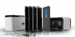"BRAND NEW GENUINE ALCATEL IDOL 4 '6055P' VR GREY 5.2"" 16GB 4G LTE UNLOCKED"