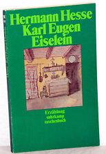 HERMANN HESSE - Karl Eugen Eiselein