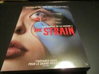 "COFFRET 4 DVD NEUF ""THE STRAIN - SAISON 1"" horreur"