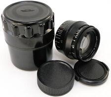*Virtually NEW* 1976! KMZ JUPITER-8 Russian USSR Lens M39 Micro 4/3 MFT Olympus
