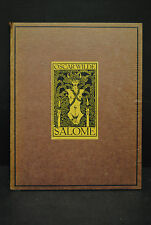 WILDE-SALOME-Hannover 1919