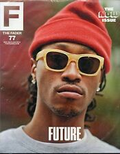 FUTURE/CASS MCCOMBS  [ FADER MAGAZINE #77 ] DEC/JAN 2012 NEW UNOPENED MINT