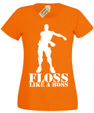 Algodón Like a Boss Camiseta Inspiración Grande Estampado Baile Regalo Mujer