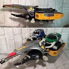 Vintage Beetleborgs Toys / Bundle X 3 Vehicles 90s Bandai 1996 Gargantis Carrier