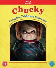 CHUCKY Complete 7-Movie Collection BD [Blu-ray]