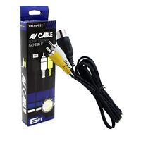 Sega Genesis AV RCA Video Cable Model 1 MK-1601 A/v Brand New