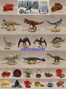 NEU***EINZELINHALT + BPZ Ihrer Wahl aus Jurassic World - Serie1 und 2-***NEU