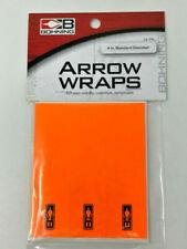 "Bohning Arrow Wraps - 4"" Dia - Orange"