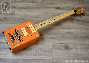 BOHEMIAN GUITAR & BASS 'OIL CAN' GUITARS ~ **SPECIAL OFFER** ~  FREE UK SHIPPING