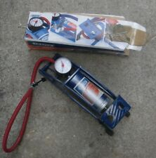 Draper Car Tyre Foot Pump with Original Box  Stock #14172