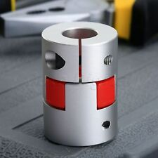 10mm x 14mm CNC Stepper Motor Flexible Plum Jaw Shaft Coupling Coupler D30 L42