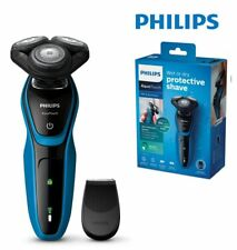 Philips Aqua Touch Electric Shaver Comfort Cut with Smart Click Trimmer Men Hair