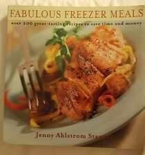 Fabulous Freezer Meals Jenny Alstom Stanger Recipe Make Ahead Meal Prep Cookbook