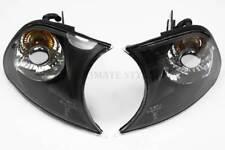 BMW 3 Série 1998-2004 Front Wing indicateurs répéteurs Paire Fumé NEUF!!! E46
