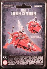 Warhammer 40K Eldar Farseer / Warlock Skyrunner (46-19)  NEW
