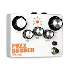 Keeley Fuzz Bender - 3 Transistor Hybrid Fuzz Pedal