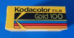 Kodak NOS Kodacolor Gold 100 Film 8,10,12 Or 16 Exposure exp 1988 Sealed GA120