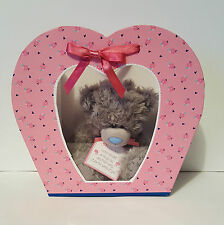 "BRAND NEW**ME TO YOU**TATTY TEDDY** 7"" MUM GIFTBAG PLUSH"
