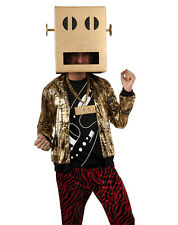 LMFAO Robot Pete Shuffle Bot Party Rock Anthem Costume