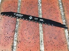 Tungsten Carbide Grit TCT Reciprocating Saw Blade For Concrete/ Brick 200MM, 17T