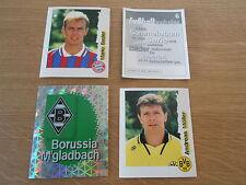 Panini Fußball Bundesliga Endphase 96/97, 6 Sticker aus vielen aussuchen